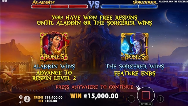 aladdin and the sorcerer 5