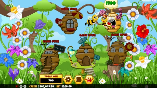 busy bees 8