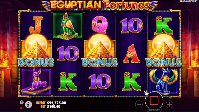 egyptian fortunes 2
