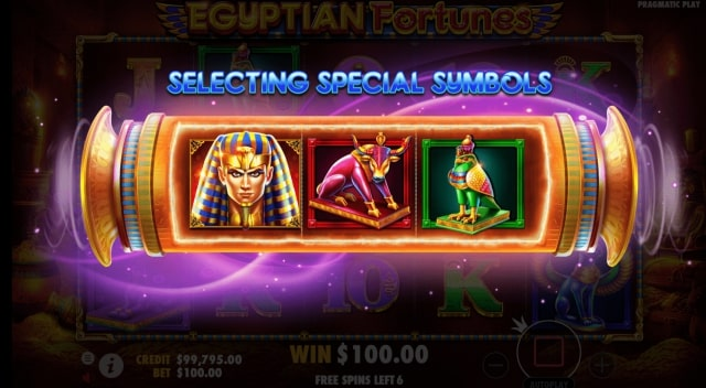 egyptian fortunes 4