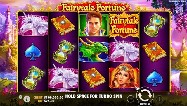 fairytale fortune 1