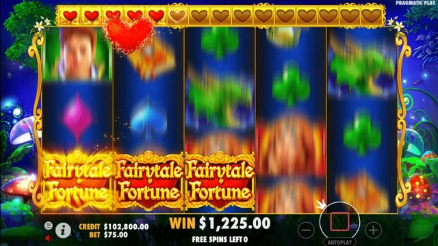 fairytale fortune 10