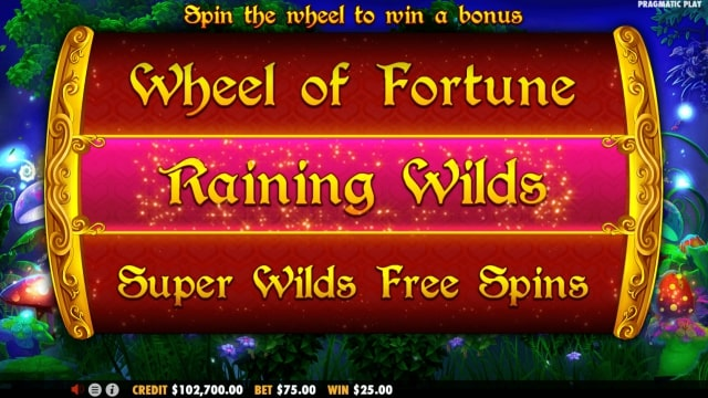 fairytale fortune 12