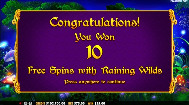 fairytale fortune 13