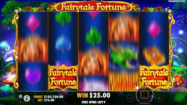 fairytale fortune 14