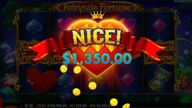 fairytale fortune 15