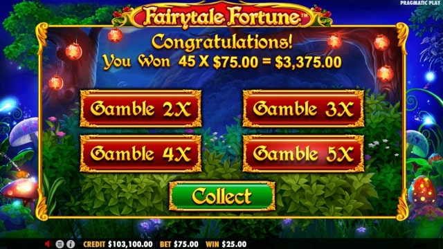 fairytale fortune 5