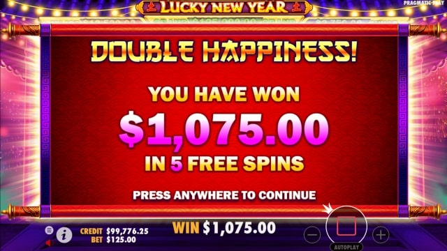 lucky new year 4