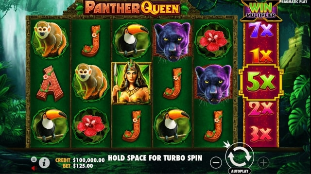 panther queen 1