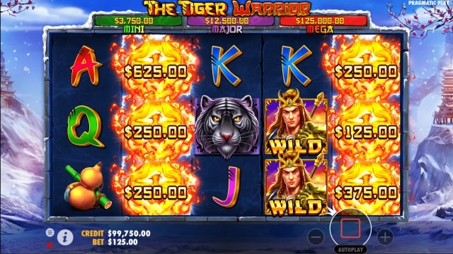 the tiger warrior 2