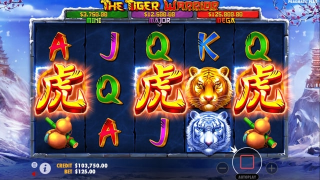 the tiger warrior 5